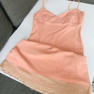 ONYX Ladies Little Slip Style Dress - NWT